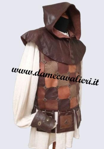 Arciere Medievale in pelle2 - da € 500,00 ad € 400,00