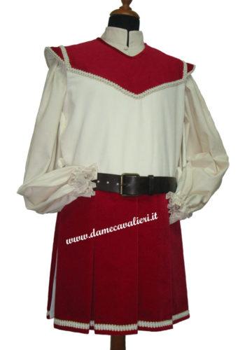 Tamburino_Sbandieratore s.camicia 1380-1420 euro 200,00