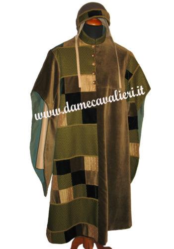 abito da musico epoca 1280-1340